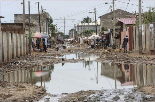 Angola 41 morts dans des pluies torrentielles en moins de - Angola: 41 morts dans des pluies torrentielles en moins de 24 heures cette semaine