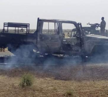 Douentza : Deux soldats tués et trois blessés dans l'explosion d'une mine entre  Dallah et Boni
