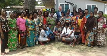 François Grignon : « Nous n'allons pas, de façon arbitraire décider de quitter le Tanganyika »