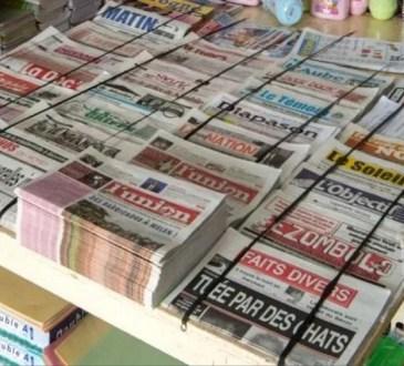 Gabon / Médias : La Revue de la presse gabonaise de la semaine du 13 au 19 janvier 2020