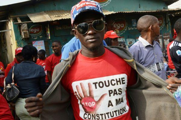 La Guinée tourne au ralenti pour le début d'une mobilisation anti-Condé
