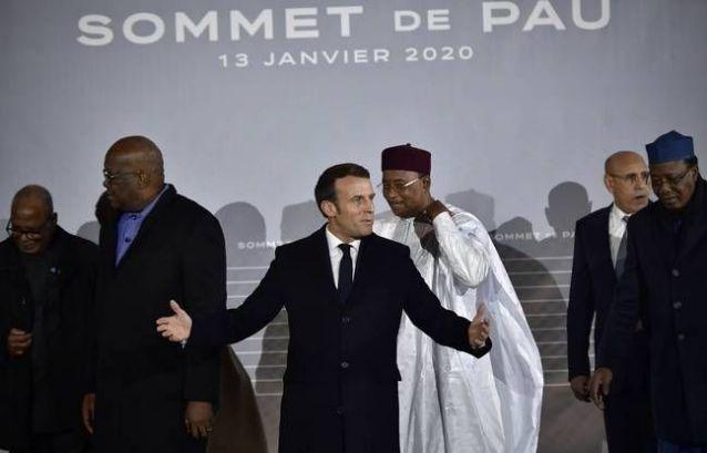 Macron denonce des « puissances etrangeres » alimentant le discours antifrancais au - Macron dénonce des «puissances étrangères» alimentant le discours antifrançais au Sahel
