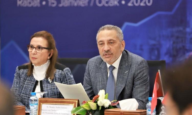 LeMarocva réviser son accord de libre-échange avec la Turquie