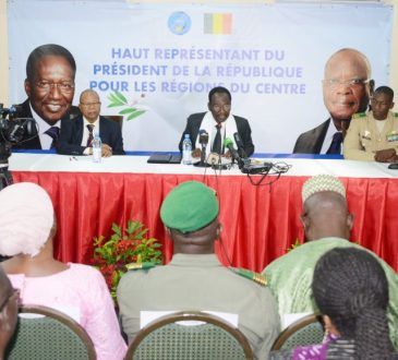 Stabilisation des Régions de Mopti et Ségou: Pr Dioncounda Traoré dévoile sa stratégie