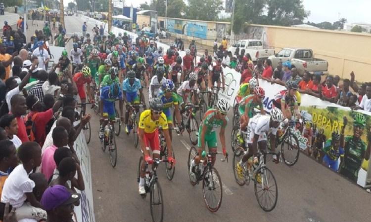 Tropicale Amissa Bongo 2020 : Le tableau d'honneur à l'étape 5