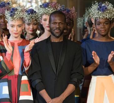 Un Camerounais, premier Africain  a intégrer la haute couture à Paris