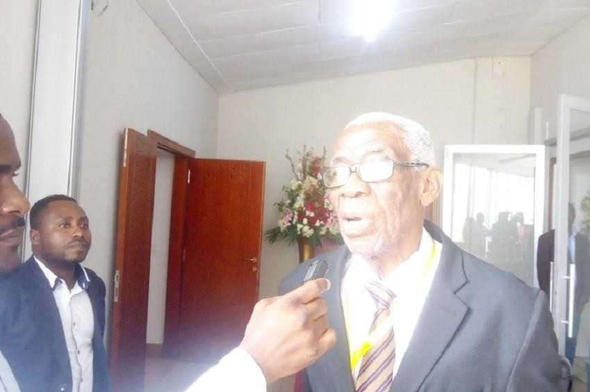 """""""Le gouvernement nous consulte pour que nous donnions notre avis, en tant que partenaire"""", Camille Mombo"""