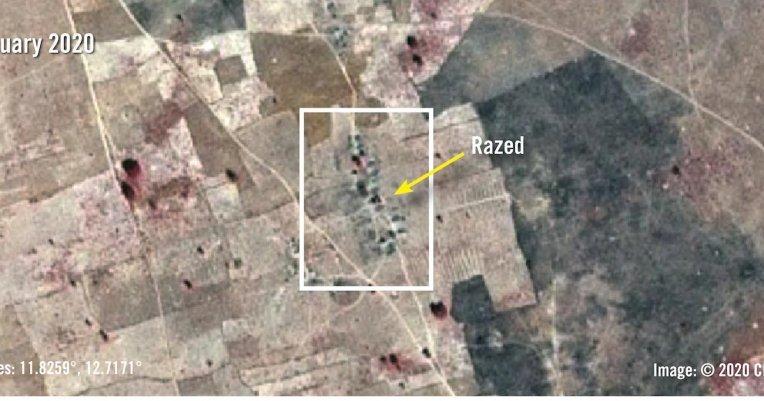 L'armée nigériane incendie des villages en réponse aux attaques de Boko Haram