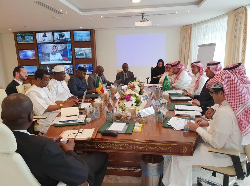 Coopération entre médias publics saoudiens et maliens: Visite du ministre Yaya Sangaré à Ryad pour réaliser les opportunités