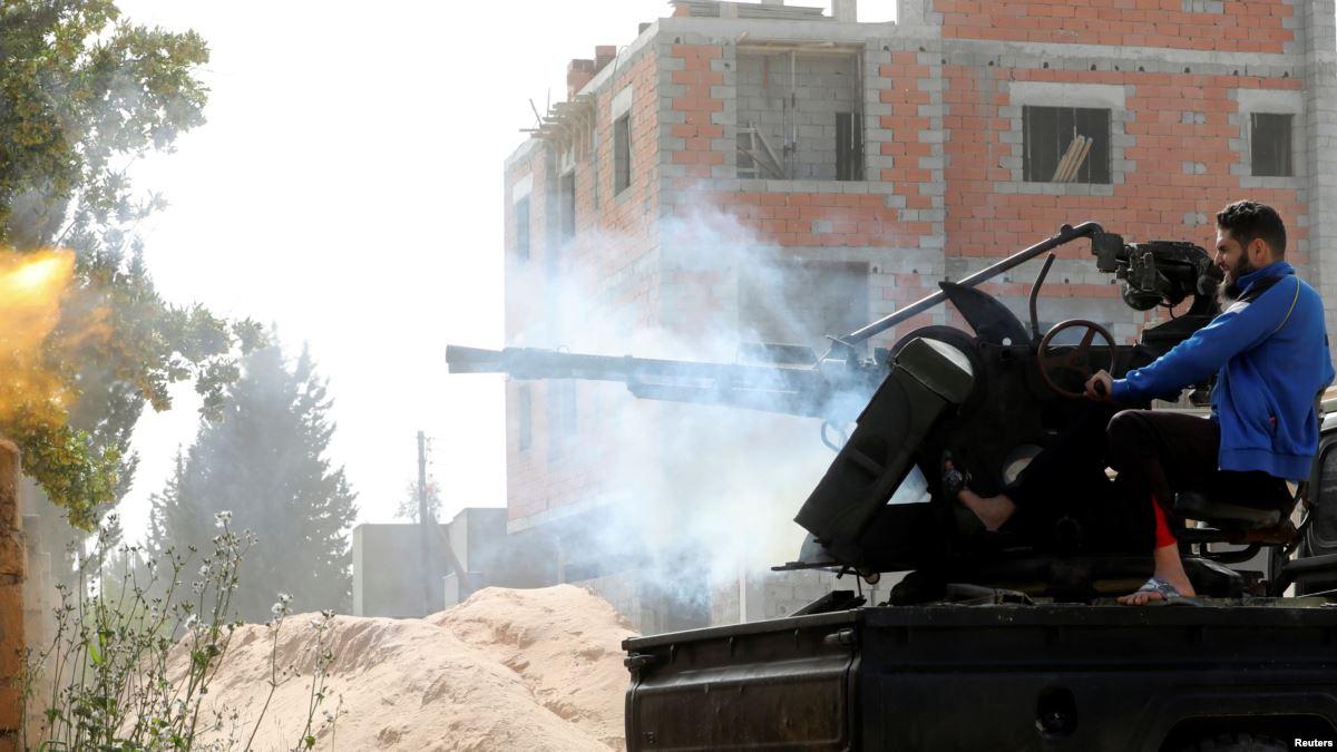 E258072F 757E 443A 8E26 3072A79E1606 w1200 r1 s - Nouveaux combats en Libye malgré l'appel de l'ONU à une trêve durable