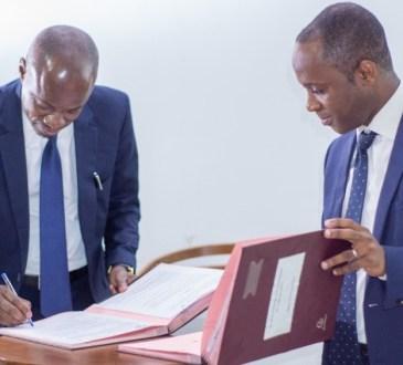Entrepreneuriat:Okoumé Capital et la SING en phase