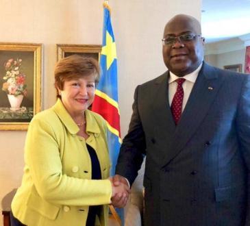 RDC: «inquiétudes» du FMI, qui juge «réaliste» de revoir le budget à la baisse