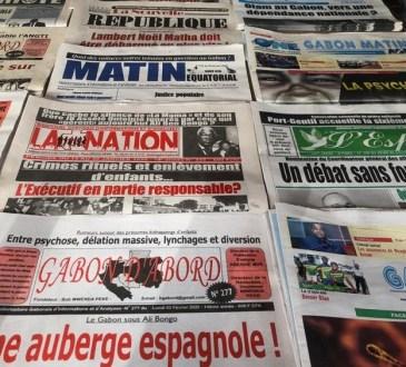 Gabon:Une école de journalisme en projet