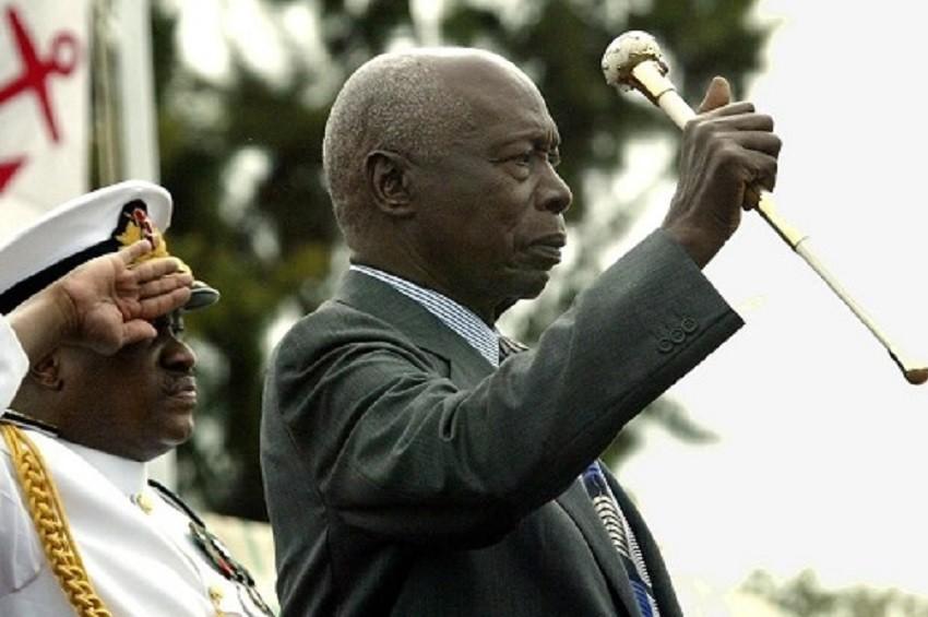 Kenya : Décès de l'ancien président Daniel Arap Moi