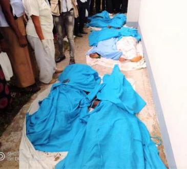 Kinshasa : 17 corps des victimes de l'accident de Triangle sortis de la morgue
