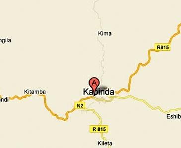 Lomami : libération du maire de la ville de Kabinda