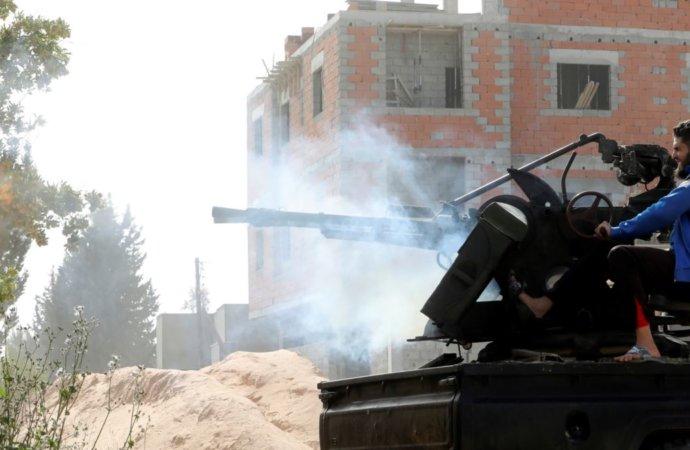 Nouveaux combats en Libye malgré l'appel de l'ONU à une trêve durable