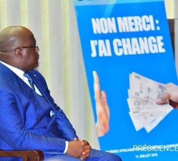 RDCongo: le Congo réduit son budget de moitié