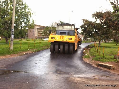Visite de Felix Tshisekedi à l'UNIKIN : la réfection devrait s'étendre aux autres universités