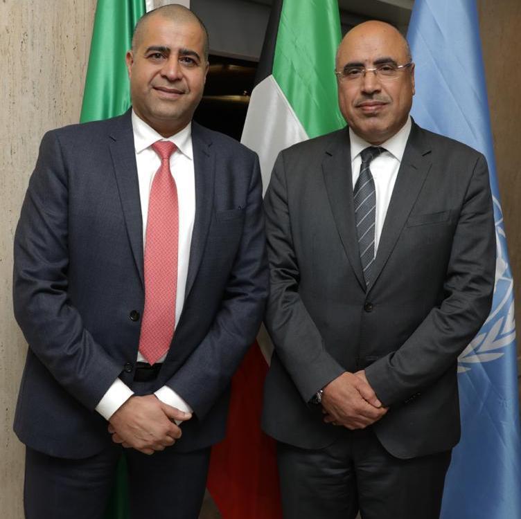 UNESCO - Réception d'adieu en l'honneur du Prof Ibrahim ALBALAWI