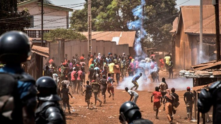 Référendum constitutionnel en Guinée: mission de la Cédéao annulée, pas d'observateurs