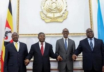 Le Rwanda et l'Ouganda s'accordent sur une possible réouverture de la frontière