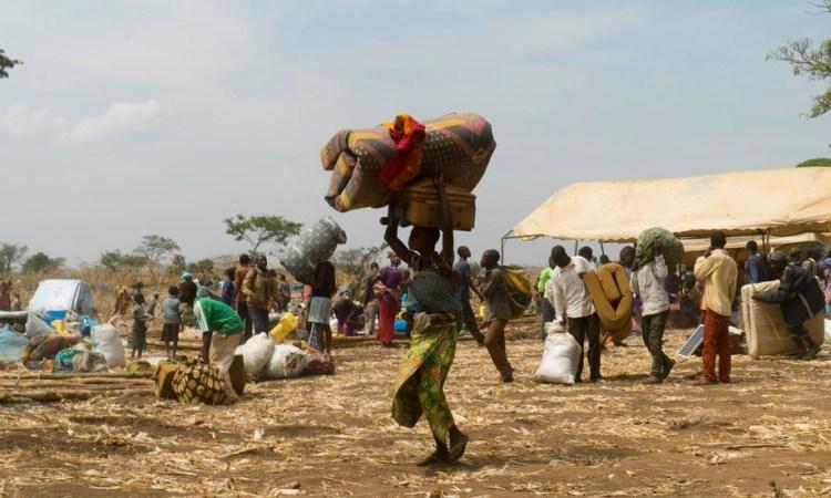 A Mangina, cité de l'est de la RDC, la mort rôde