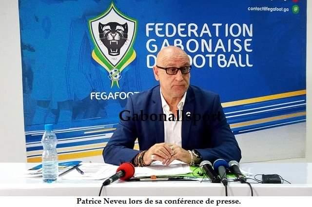 Sport/Fegafoot : le sélectionneur national dévoile les 23 joueurs des matchs Gabon Zambie.