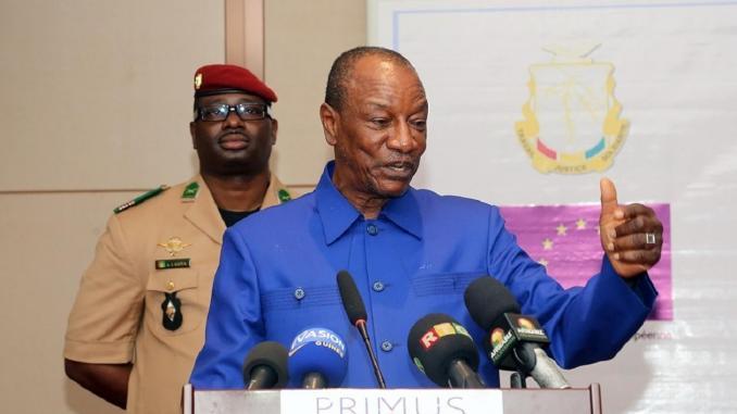 Guinée: 91,5% de «oui» à la nouvelle Constitution proposée par le pouvoir
