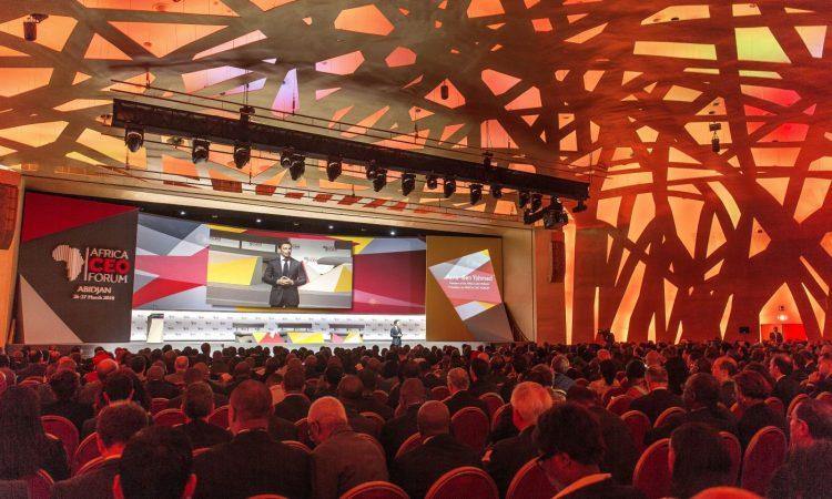 Coronavirus: report du Africa CEO Forum d'Abidjan, grand rendez-vous de décideurs politiques et économiques