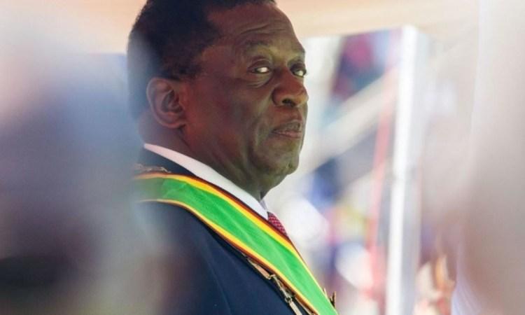 Washington prolonge les sanctions contre Harare qui se dit «consterné»