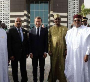 COVID-19:Le Sommet Afrique-France reporté