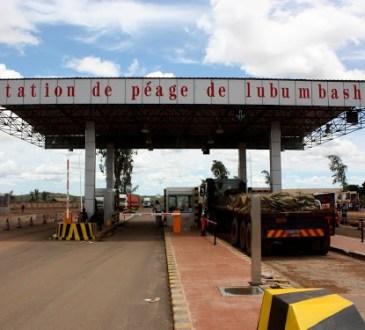 Haut-Katanga : la FEC déplore la multiplicité des postes de contrôle sur l'axe Lubumbashi-Kasumbalesa