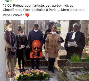 Corovid-19/Décès de Manu Dibango: Jimmy Ondo rend hommage au roi de la soul makossa