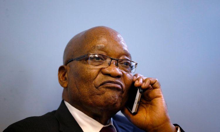 Afrique du Sud: l'ex-président Zuma renonce à retarder son procès pour corruption