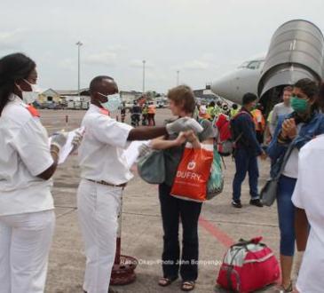 Lualaba : Glencore fait un don d'équipements médicaux d'une valeur de 750.000 USD pour lutter contre le Coronavirus