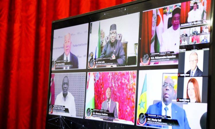 NYF Institute | 1ère table ronde virtuelle sur la résilience africaine et l'après crise Covid-19