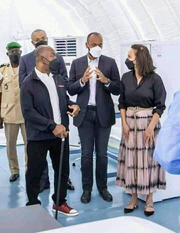 22 mai centre de dépistage au gabon - Chronique du Gabon| COVID-19 : Dévaluation de la parole présidentielle ou le discours de trop !
