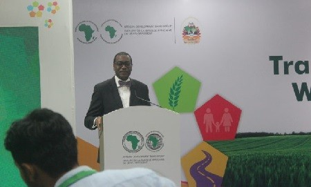BAD: le Nigeria apporte son plein soutien à Adesina