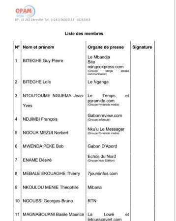 COVID-19 | GABON |AFFAIRE DE GROS SOUS : RIEN NE VA PLUS ENTRE CERTAINS MEDIAS ET LE COPIL
