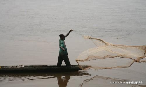 RDC : 3 pécheurs ougandais arrêtés sur le Lac Edouard par la marine congolaise