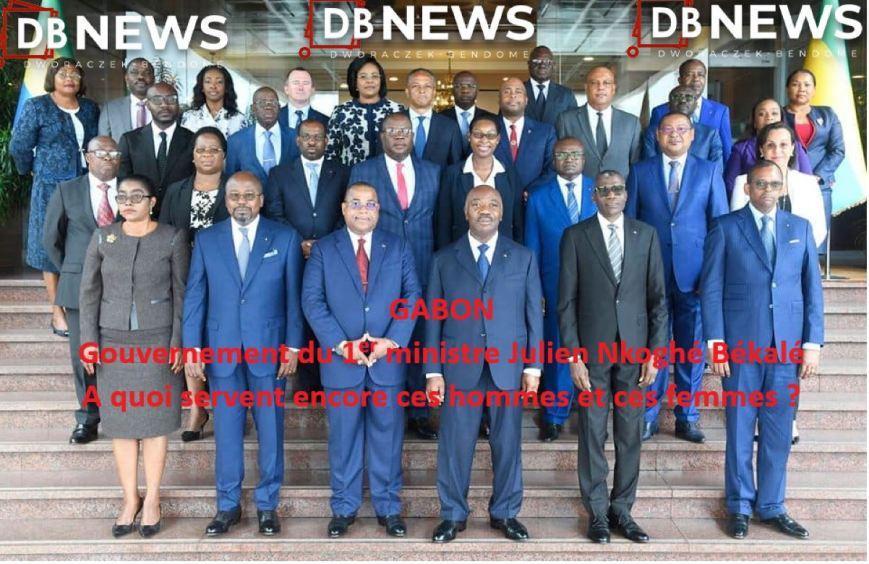 Chronique du Gabon   Contre le détournement de l'aide financière liée au Covid-19 et dédiée aux Gabonais : le ministre Francis Nkéa rentre dans la danse.