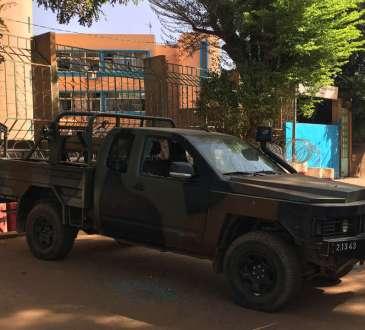 ATTAQUES TERRORISTES AU BURKINA