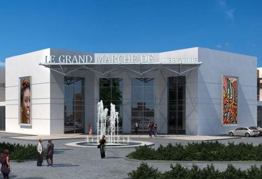 Gabon / Grand marché de Libreville : Une chimère ?