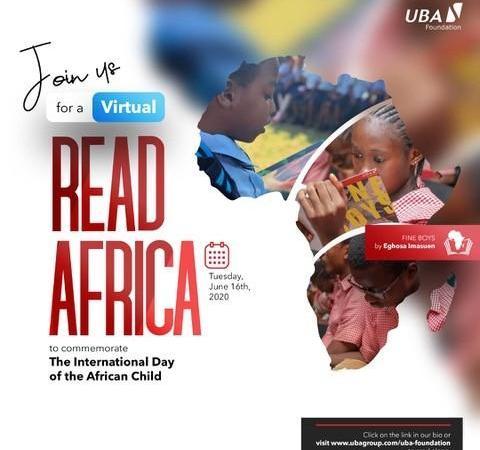 Journée internationale de l'enfant africain:La Fondation UBA offre des milliers de livres