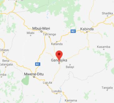Lomami : forte présence des militaires à Mwene-Ditu