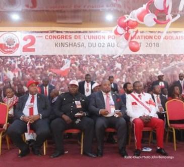 RDC : l'UNC dénonce les critiques dirigées contre Vital Kamerhe à la suite de la série des décès à la Présidence