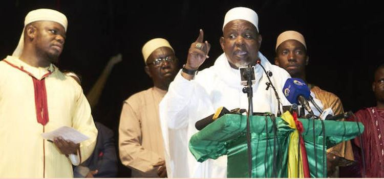 Mali | Manifestation anti IBK | 5 juin 2020, à Bamako.