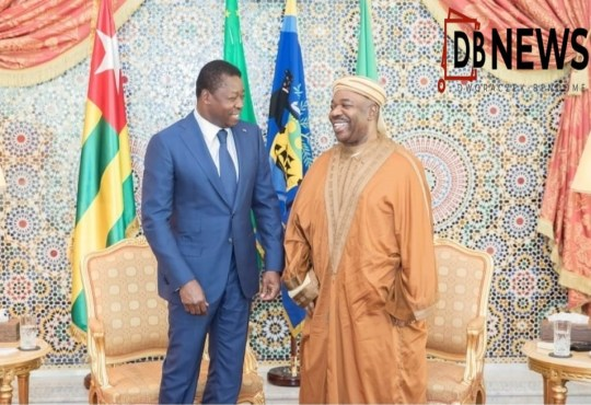Visite de Faure Gnassingbé chez Ali Bongo : la Manipulation de GABON 24