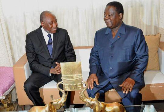 Décès d'Amadou Gon Coulibaly : le Pdci-Rda présente ses condoléances à sa famille politique et biologique